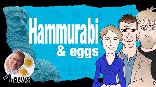 Hammurabi & Eggs (feat Digital Hammurabi) - (Ken) Ham & AiG News