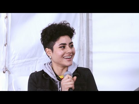 YEWTH | Montaigne interview at Groovin The Moo 2017
