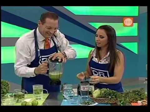 Dr .TV Perú (27-03-2014) - B1 - Tema del día:5 Fórmulas Sanadoras