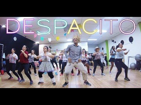 ZUMBA | DESPACITO - Luis Fonsi ft  Daddy Yankee | Prof. Brown Andrade