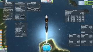 "Season 2 Episode 4 - ""Flying The Rocket"" - Kerbal Space Program"