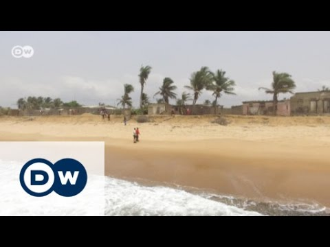 Sand mining - Permaculture could save Togo's coastline | DW English