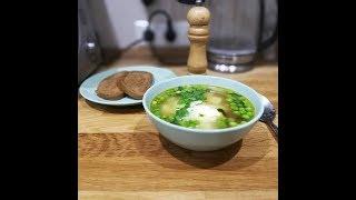 Вкуснейший суп с филе индейки