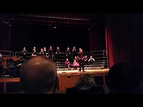 McCall Middle School winter concert
