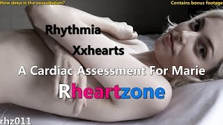 Rhz011 Rheartzone -  A Cardiac Assessment For Marie (Xxhearts)