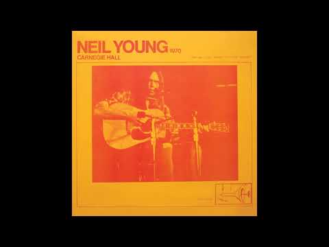 Neil Young - Cinnamon Girl (Live) [Official Audio]