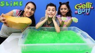 GELLI BAFF Challenge! hzhtube kids fun