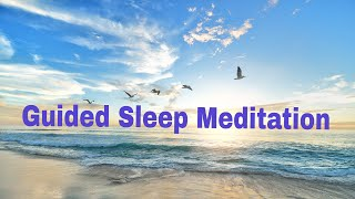 Sleep Meditation - Away in the Clouds with Sleep Music