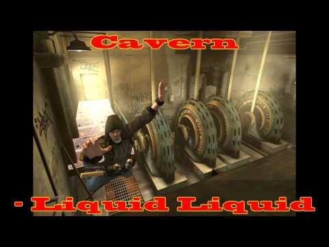 Getting Up Soundtracks: Liquid Liquid  Cavern HQ