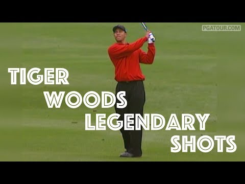 Tiger Woods' 1st PGA TOUR win | Extended Highlights | Shriners 1996 from YouTube · Duration:  11 minutes 10 seconds