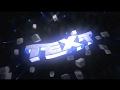 FREE Blue Spark AE + C4D  Intro Template #720 + Tutorial