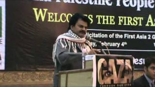 Asia2Gaza Welcome Ceremony, Hyderabad - 2