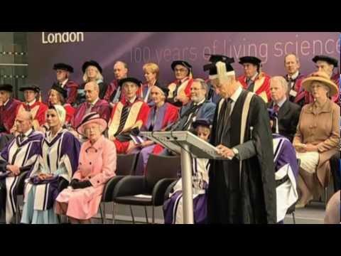 Imperial College Centenary Ceremony 2007