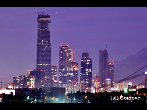 Monterrey México, una de las ciudad más modernas y desarrolladas de Latinoamérica