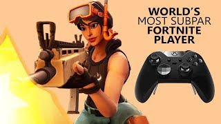 Gaming Laptop Got UPGRADED! / Fortnite PC Controller Player