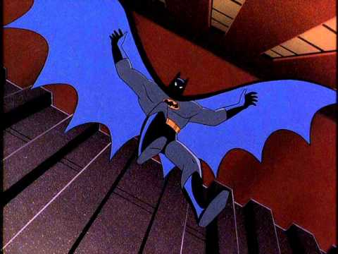 Gray and Blue   A ballad for all Batmen