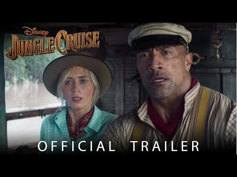 Kobe - WATCH: The First Trailer for Disney's Jungle Cruise starring Dwayne Johnson