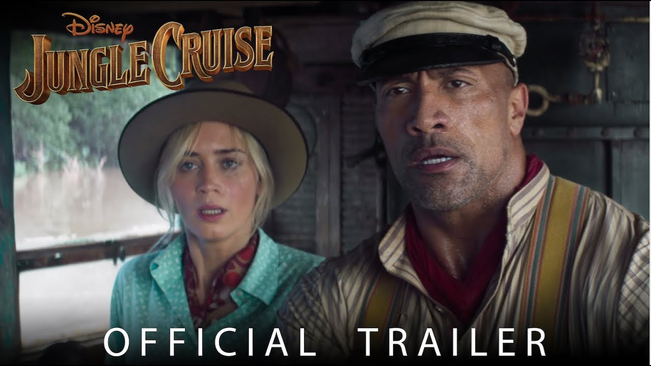 Official Trailer Disney S Jungle Cruise In Theaters July 24 2020 Youtube
