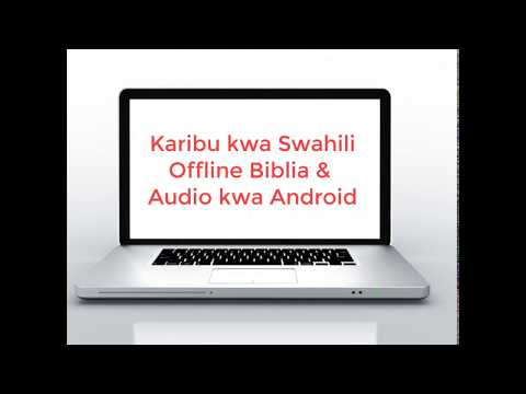 Swahili Bible Free Apps On Google Play
