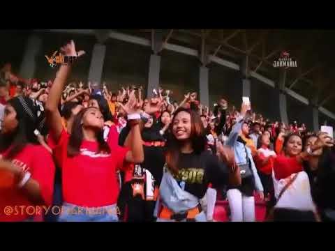 Lagu persija gue anak the jak mania👆