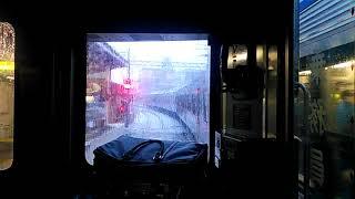【雪東京】 雪の京成金町線 京成高砂~京成金町 前面展望