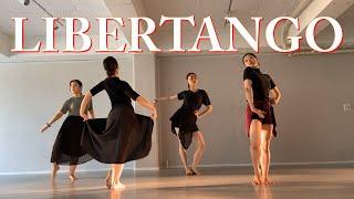 [Contemporary-Lyrical Jazz] Libertango - Sheykin Alexander Choreography. MIA