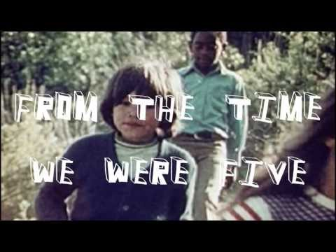 The Julie Ruin - Run Fast (Official Lyric Video)