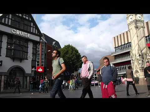 Leicester City Centre Summer 2014 - epl3