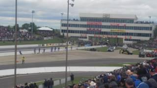 Fastest Funny Car in the world (Matt Hagan)!