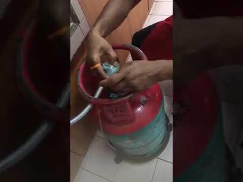 Cara Mudah Bila Tong Gas Memasak Selalu Keluar
