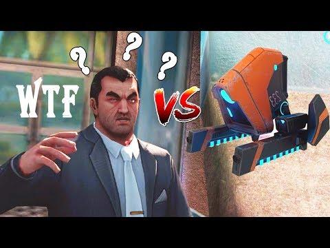 Gangstar Vegas - DRONE GUNNER B33 VS FRANK