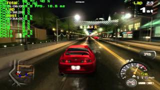 Street racing syndicate PC gameplay drifting and dynos