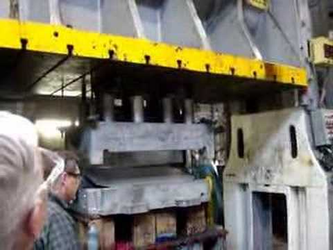 Stamping Plant Tour Youtube