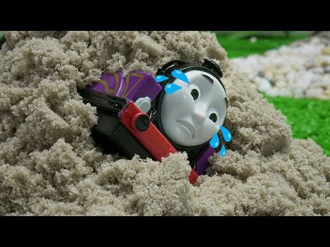 Ryan Train | Thomas the Tank Engine | Toy Trains for Kids