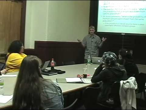 Overview of Statistics for the Social Sciences by Kyle A. Thomas