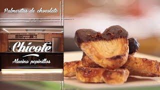 Palmeritas de Chocolate | ALBERTO CHICOTE y ALEX O'DOGHERTY