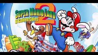 1st Time - Super Mario Land 2 || Mazer's Rage (01)
