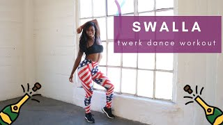 Swalla | Twerk Dance Workout Choreography | Jason Derulo ft. Nicki Minaj & Ty $ | Tone N Twerk Dance