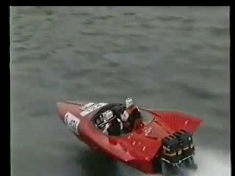 Offshore racing in Tvedestrand