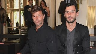 Ricky Martin Announces He's Engaged!