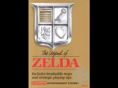 Review of The Legend of Zelda for NES, Wii, and 3DS By Protomario