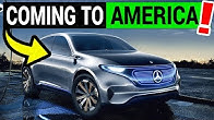 Can Mercedes-Benz EQC Compete with Other Electric SUVs in the US?