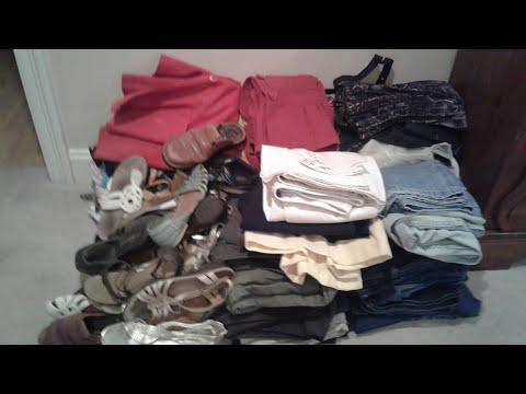 I am a Clothes Horder