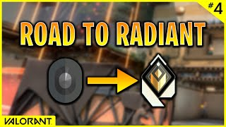 Road To Radiant | Epiṡode 4: Platinum! | VALORANT