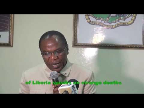 Strange disease kills 9 people in Liberia