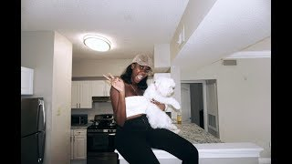 My first place at 21 | Moving to Atlanta