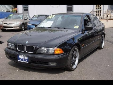 2000 BMW 5Series 528i Sport Sedan  YouTube