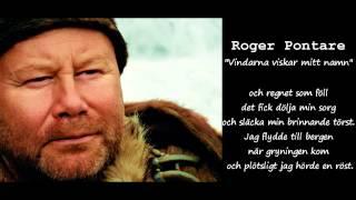 Roger Pontare: Vindarna viskar mitt namn lyrics