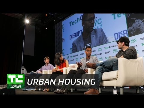 HubHaus, Common, and Urban Us Solve the Housing Problem | Disrupt NY 2017
