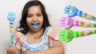 Fingers Family Kid Song Colorful ice cream lollipop shfa- Kinderlieder und lernen Farben Baby
